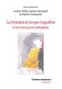 La formation de Georges Canguilhem