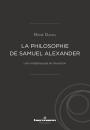 La philosophie de Samuel Alexander