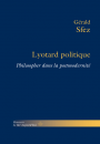 Lyotard Politique