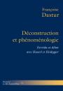 Déconstruction et phénoménologie