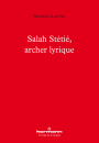 Salah Stétié, archer lyrique