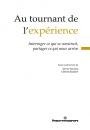 Au tournant de l'expérience