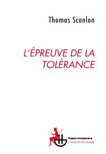 L'épreuve de la tolérance