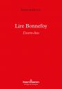 Lire Bonnefoy
