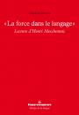"""""""La force dans le langage"""""""