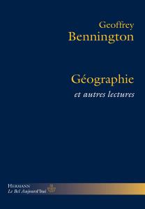 Géographie et autres lectures