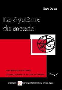 Le système du monde. Tome V