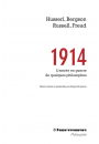 1914 Husserl, Bergson, Russell, Freud