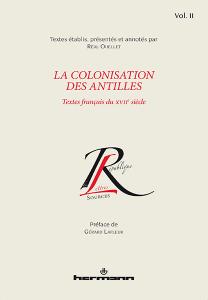 La colonisation des Antilles vol. 2